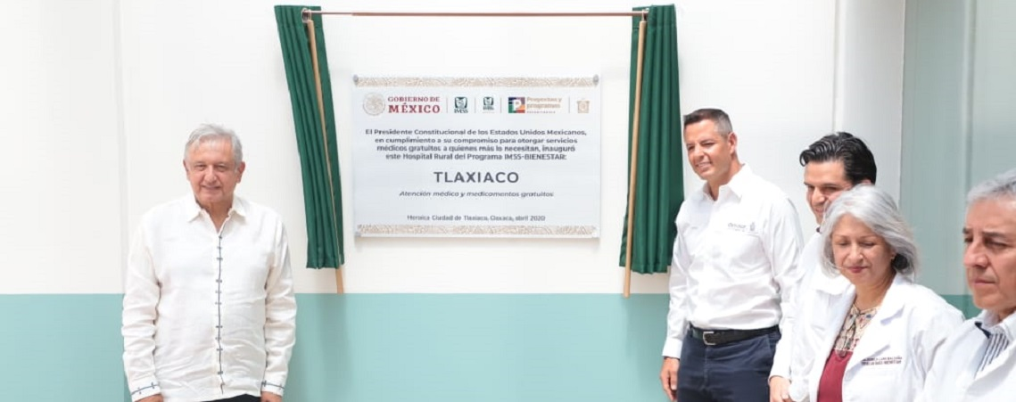 Gobierno de Oaxaca y Gobierno Federal cumplen a Tlaxiaco