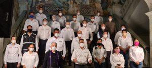Instruye Alejandro Murat a integrantes de su gobierno, coordinar las acciones de atención a afectados por el sismo