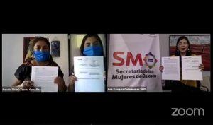 Sociedad y gobierno unen esfuerzos para eliminar violencia contra mujeres