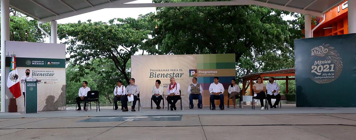 Gobiernos estatal y federal trabajan juntos para que Oaxaca crezca