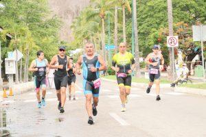 El Serial Premium cumple con la apertura del triatlón en Huatulco al respetar los protocolos sanitarios