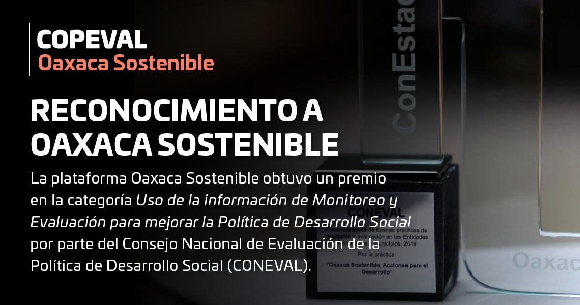 Servicios COPEVAL Oaxaca Sostenible
