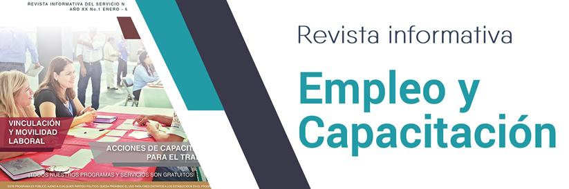 """Revista Informativa """"Empleo y Capacitación"""""""