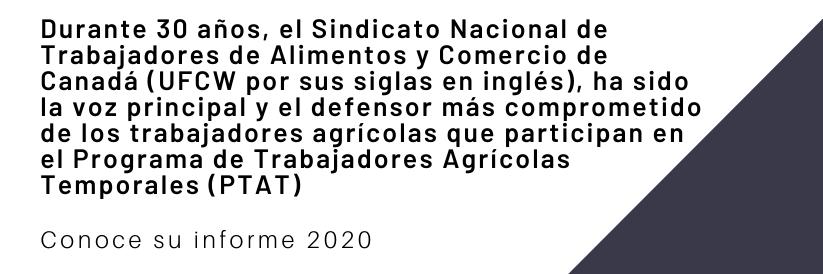 UFCW voz principal y el defensor más comprometido de los trabajadores agrícolas
