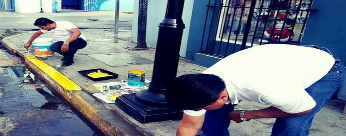 Tequio por la Ciudad de Oaxaca