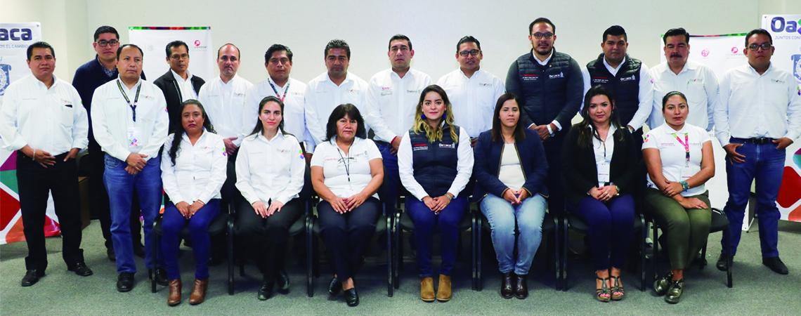 Ofrecerá ICAPET certificación de competencias laborales a defensores públicos del Estado de Oaxaca