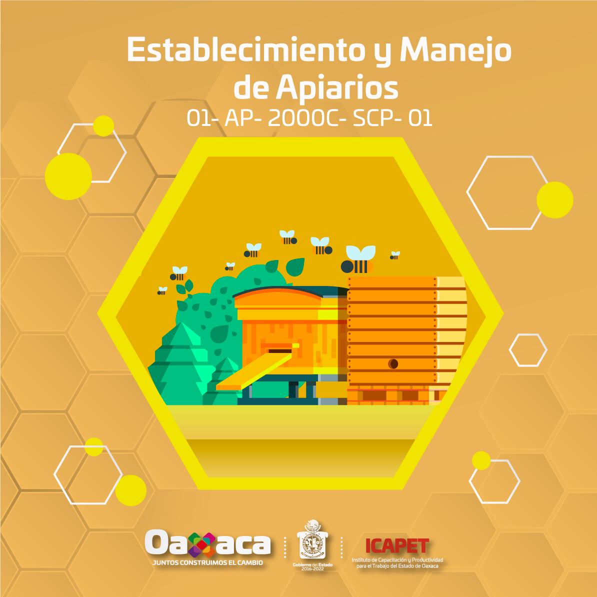 """""""Establecimiento Y Manejo De Apiarios"""""""