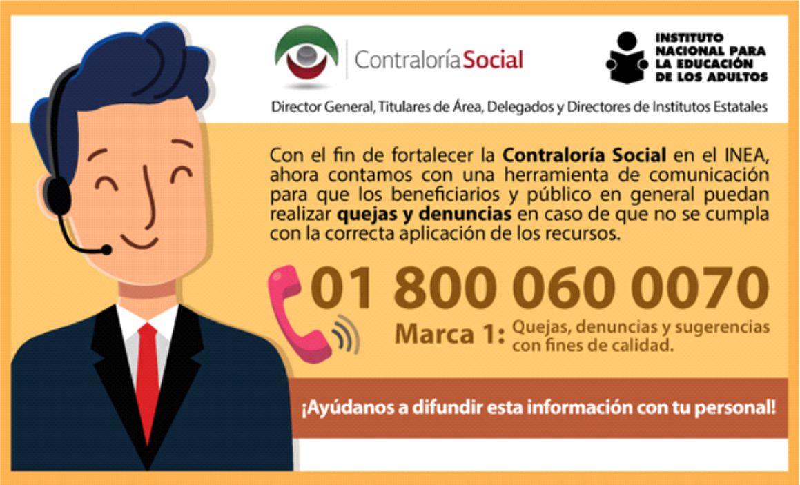 CONTROLORÍA SOCIAL