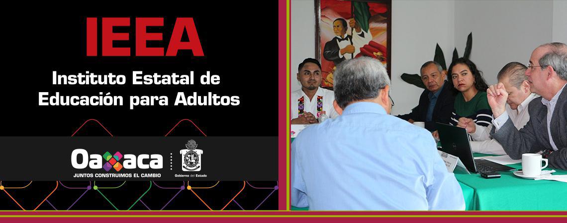 Repunta IEEA nueve escaños en Modelo  de Evaluación Institucional del INEA