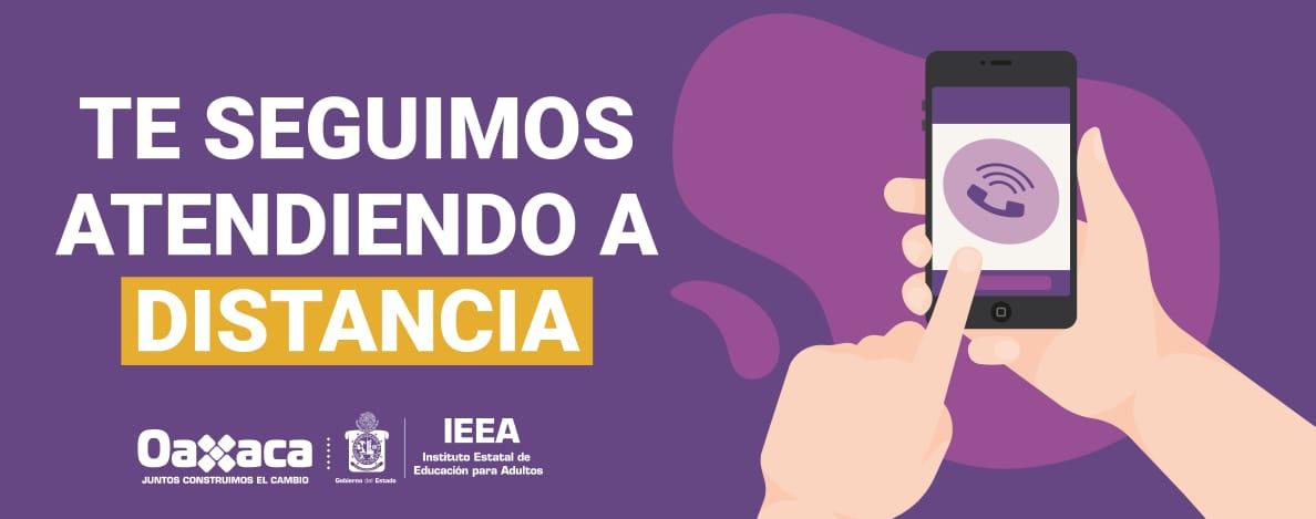 "IEEA promueve estrategia ""Aprendiendo en Casa"""