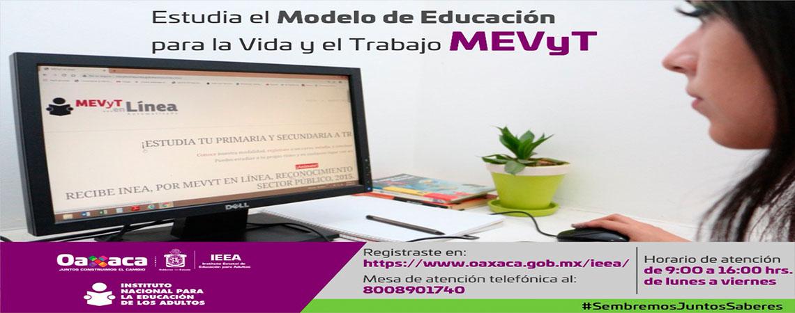 Invita IEEA a continuar educación primaria o secundaria en línea