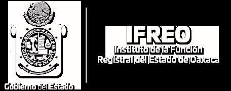 Instituto de la Función Registral del Estado de Oaxaca
