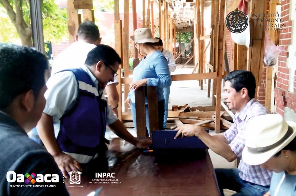 Reconstrucción de la Bodega de Sal en Salina Cruz una realidad: INPAC