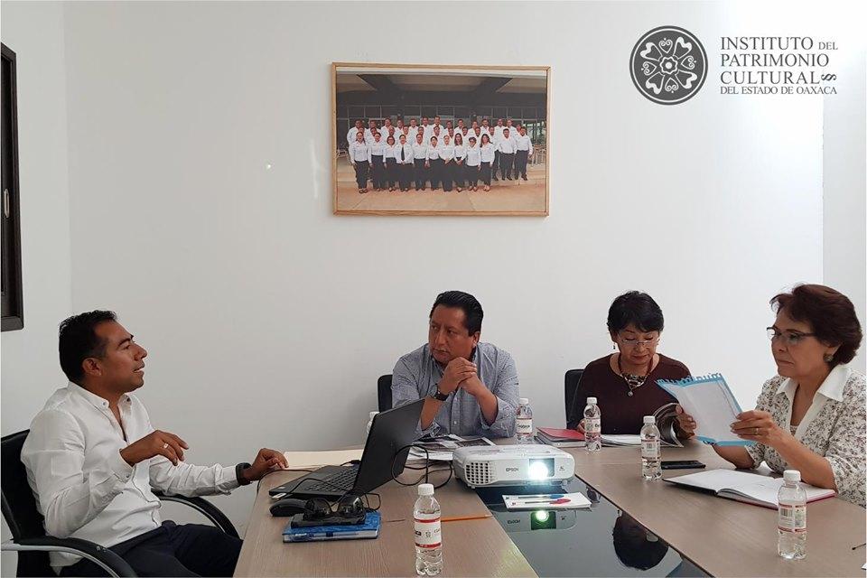 Titular del INPAC en reunión de trabajo con la Coordinación General de Atención Regional