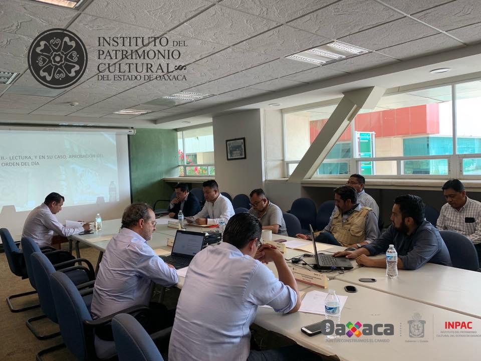 INPAC celebra su segunda sesión ordinaria de Junta Directiva