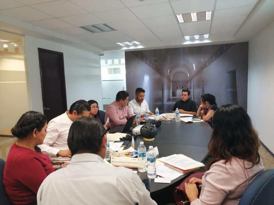 Tercera sesión ordinaria de la junta directiva del INPAC