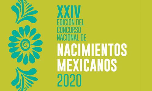 Concurso Nacional de Nacimientos Mexicanos 2020