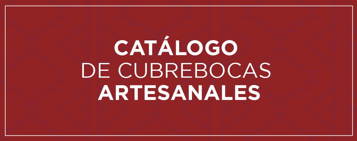 CATÁLOGO CUBREBOCAS