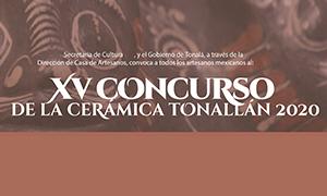 XV Concurso de la Cerámica Tonallán 2020