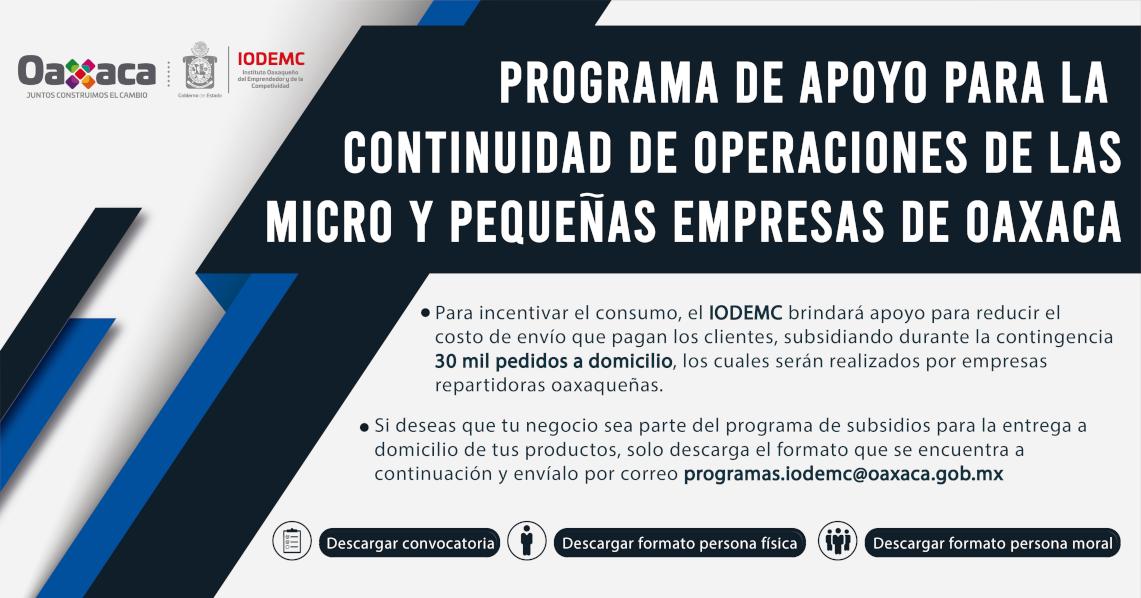 Programa Continuidad de Operaciones
