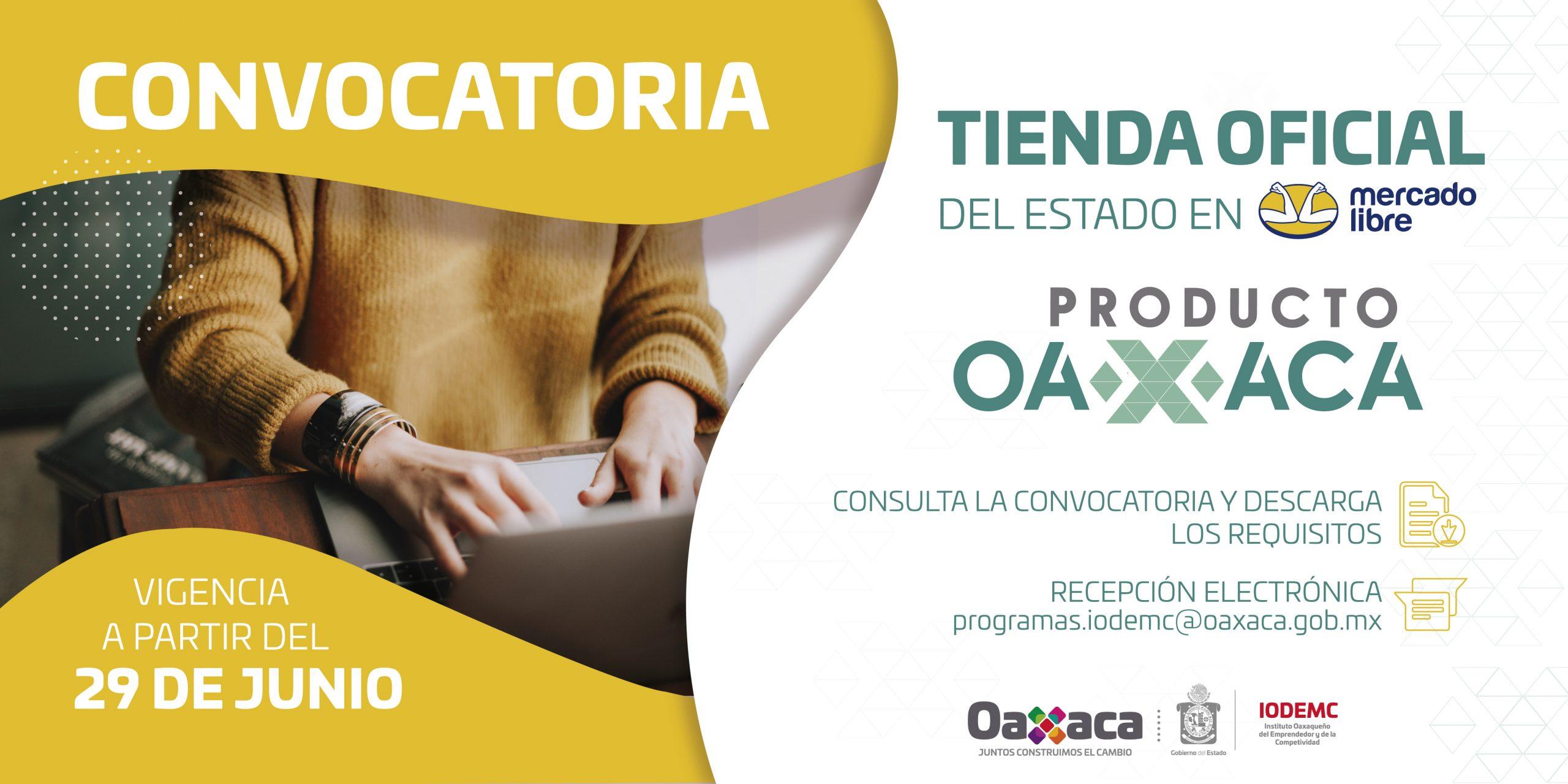 Tienda Oficial – Producto Oaxaca