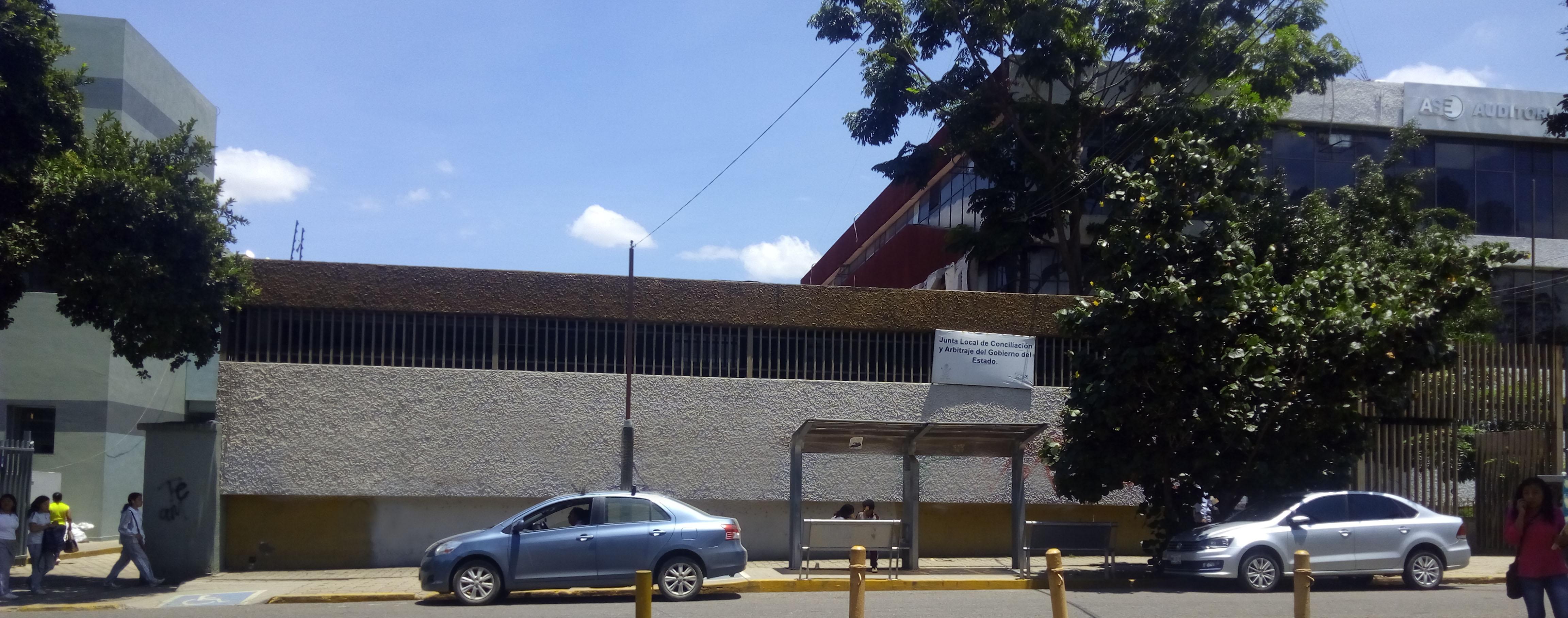 Junta Local de Conciliación y Arbitraje del Estado