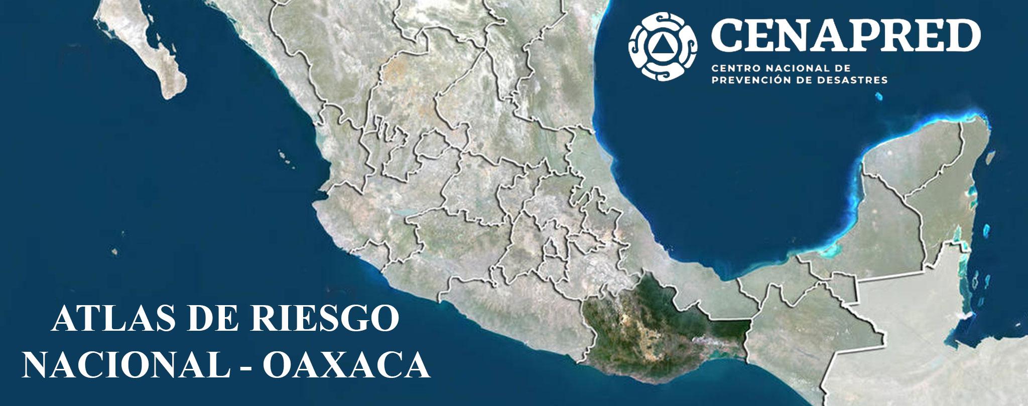 Atlas de Riesgo Nacional