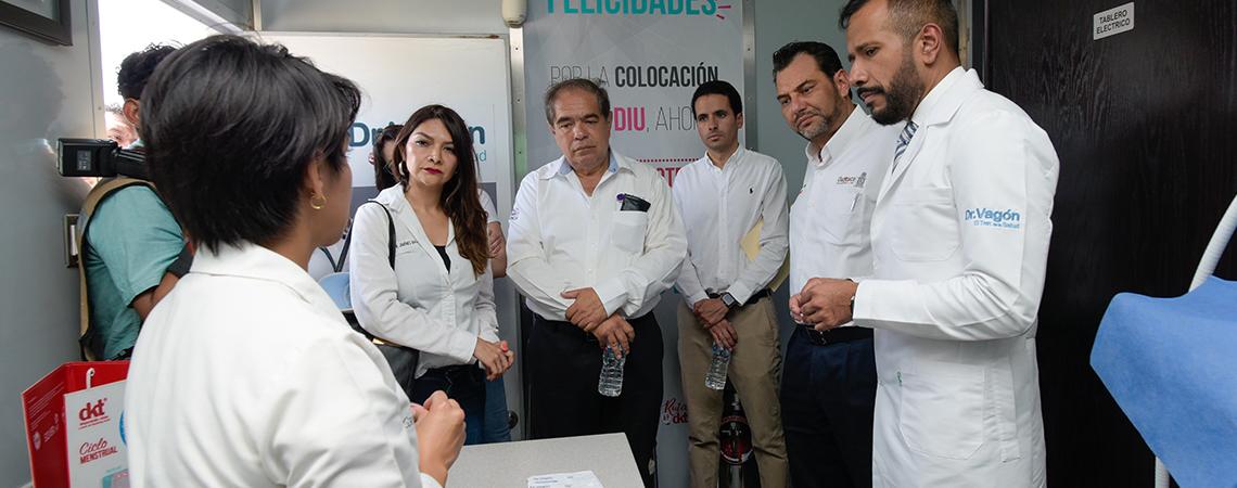 Jornadas Médicas del Dr. Vagón presentes en Juchitán e Ixtepec.