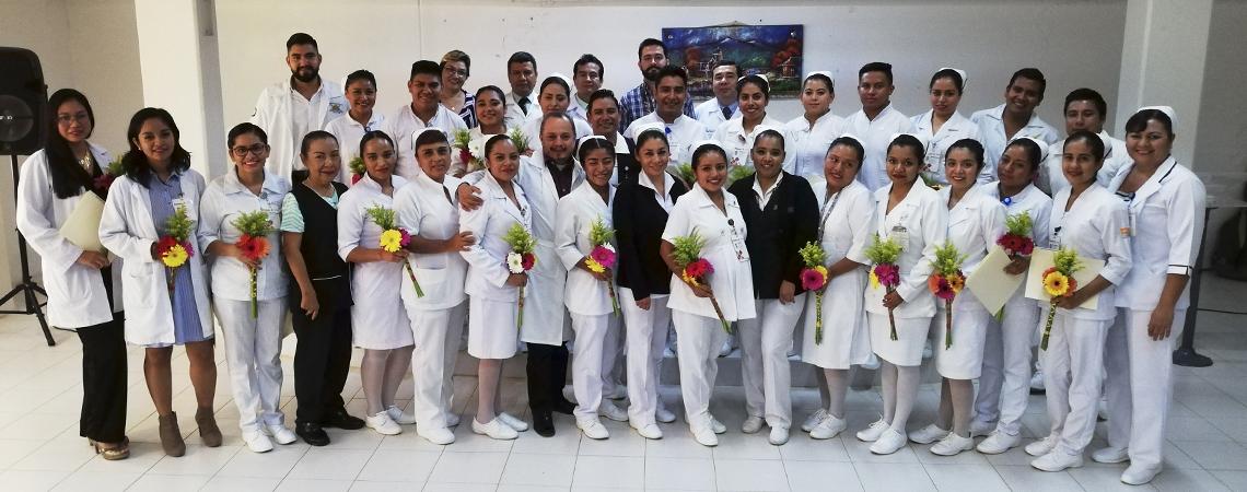 Concluyen con éxito servicio social en el Hospital Psiquiátrico: SSO