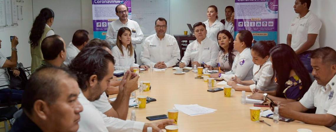 Activa SSO Comités Intersectoriales de Salud en la Costa.