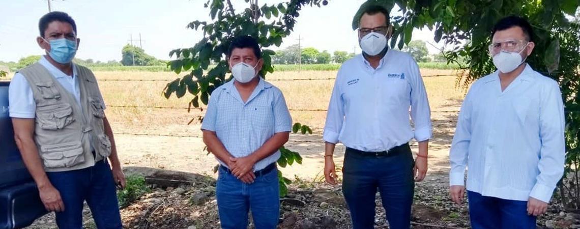 SUMA DE ESFUERZOS,  CLAVE PARA LA ATENCIÓN DEL COVID-19 EN LA CUENCA: DCE