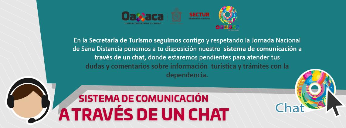 Sistema de comunicación a través de un Chat