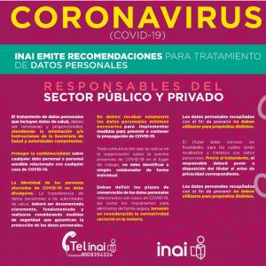 Infografías INAI