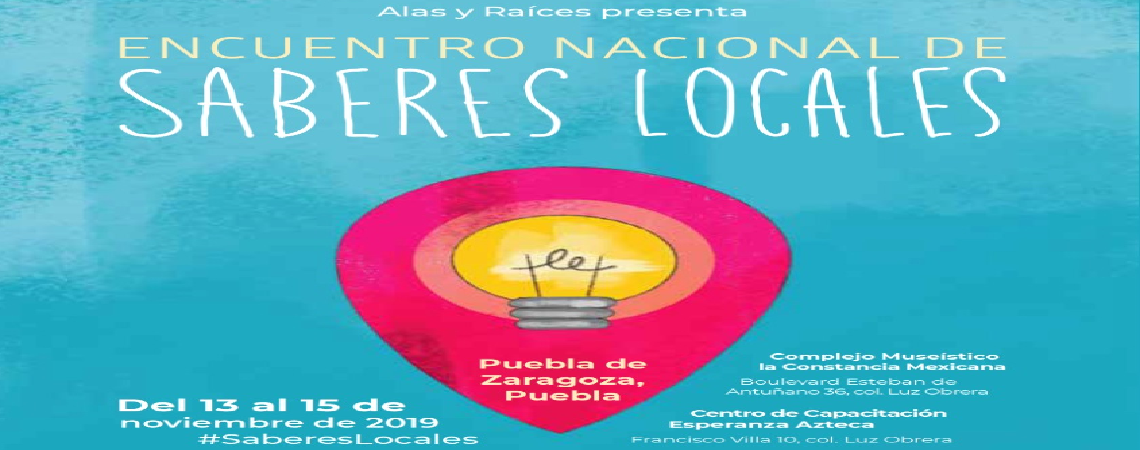 Presente Oaxaca en el Encuentro Nacional de Saberes Locales: Seculta