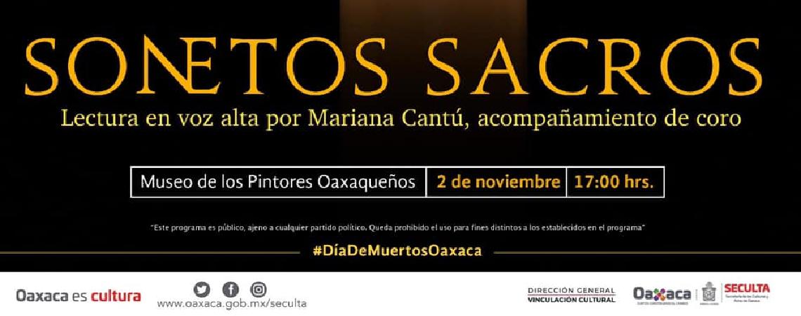 Continúa el Festival de Día Muertos en Oaxaca: Seculta