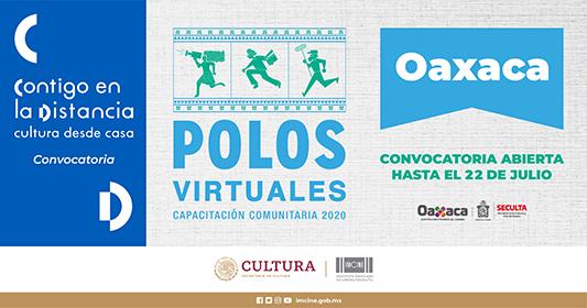 "Invita Seculta participar en la convocatoria ""Polos Virtuales"" del Imcine"