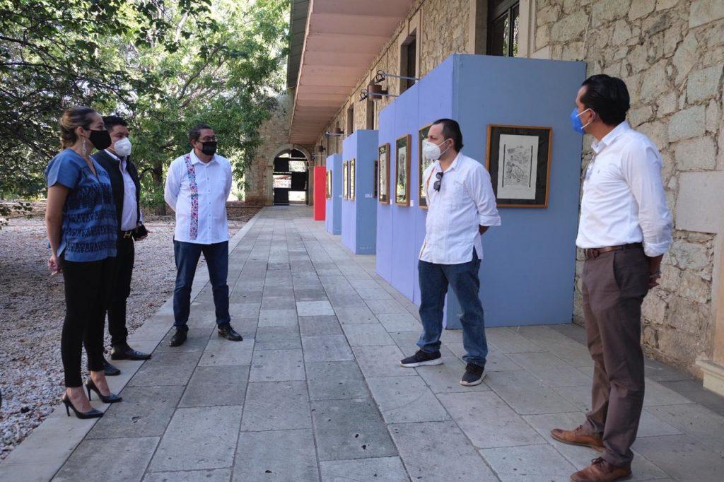 Con cápsula del tiempo, Seculta conmemora 48 aniversario de la Hemeroteca Pública de Oaxaca