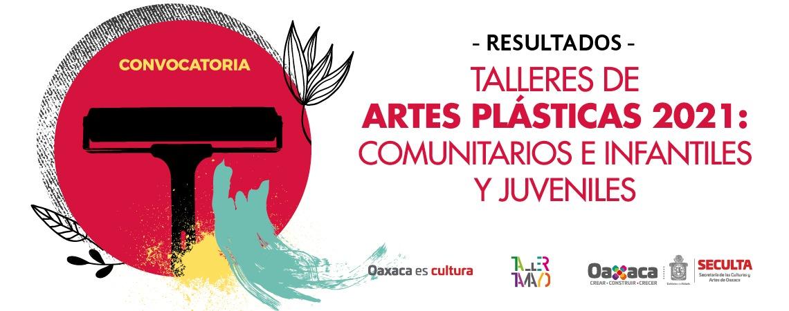 Resultados Talleres de Artes Plásticas 2021