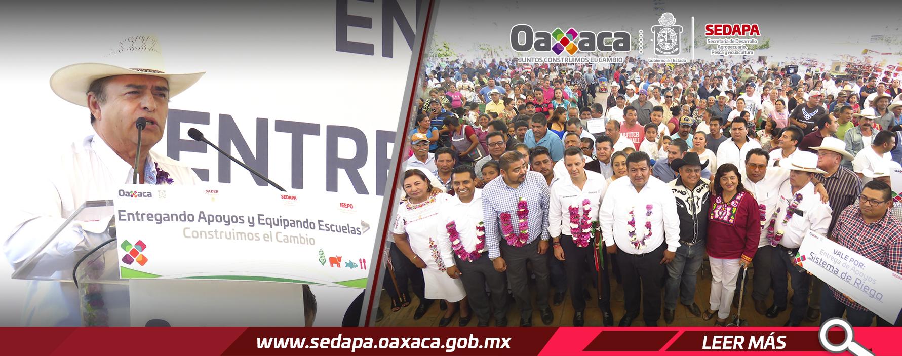 Somos un Gobierno que Trabaja por su Gente y Cumple: Alejandro Murat