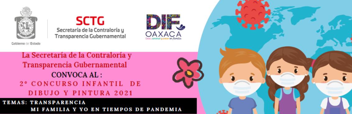 2º. Concurso Infantil de Dibujo y Pintura, 2021