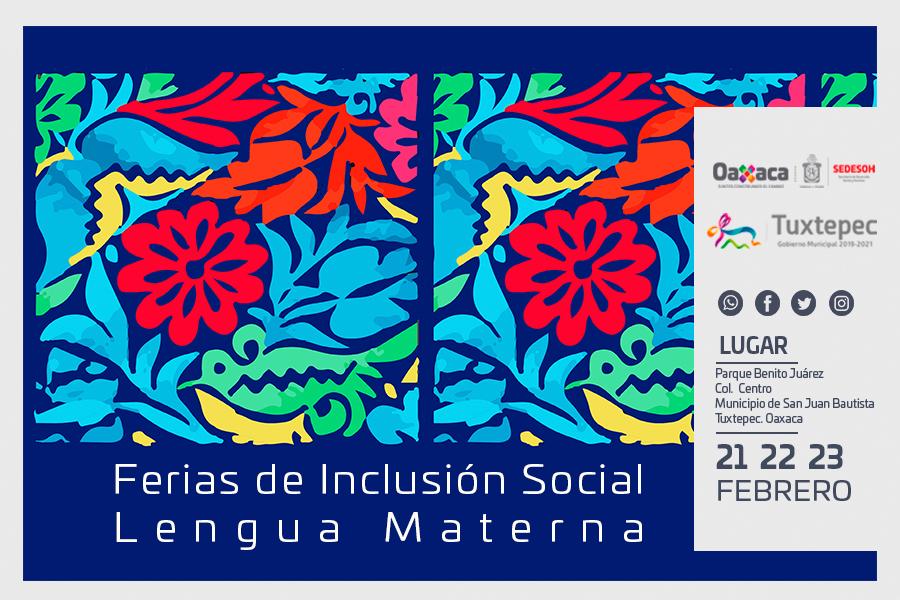 Ferias de Inclusión Social