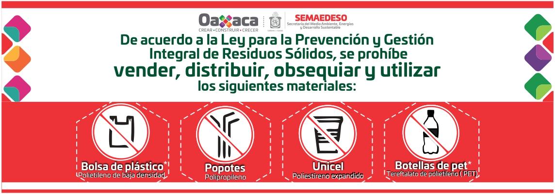 Ley para la Prevención y Gestión Integral de Residuos Sólidos