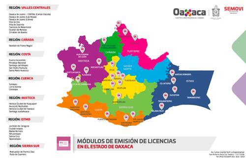 Modulos De Emisión De Licencias Secretaría De Movilidad