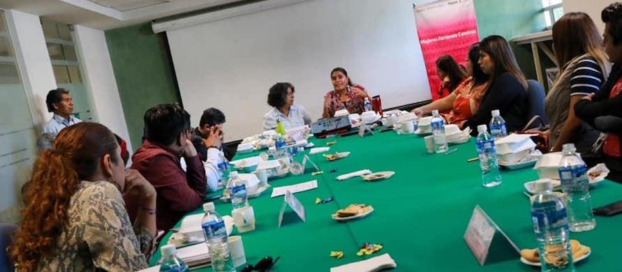 "Continua con paso firme programa ""Mujeres Abriendo Caminos"": SEPIA"