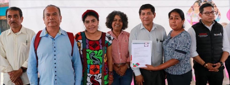 """Atiende """"Mujeres Abriendo Caminos"""" a comunidades indígenas y afromexicanas"""