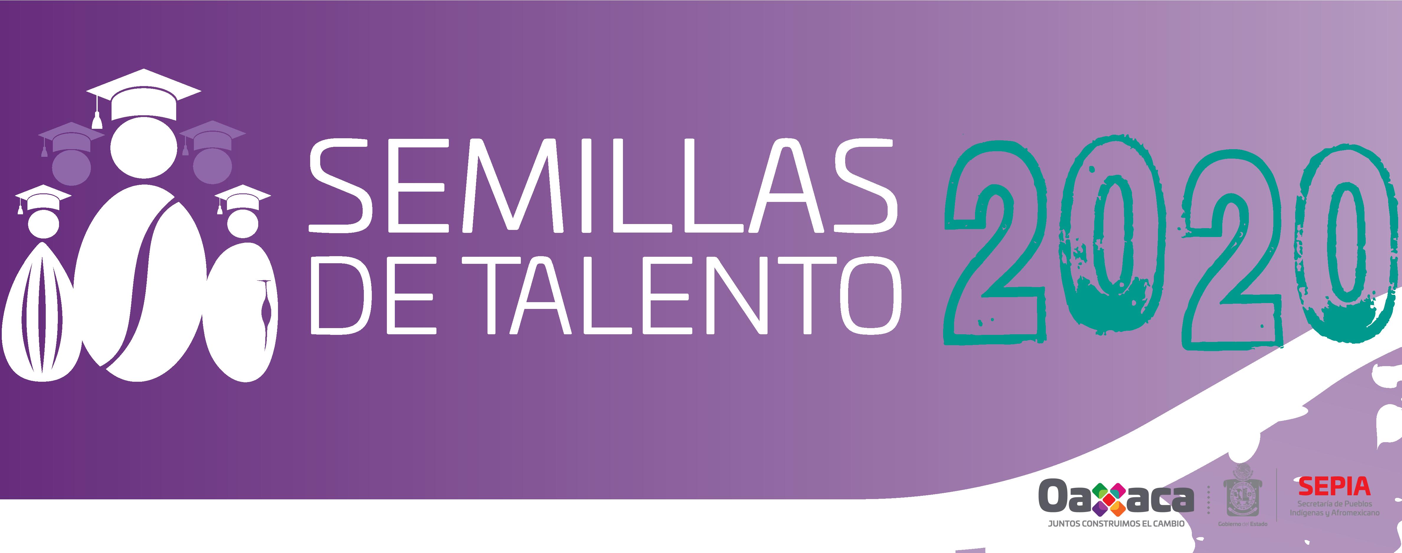 """Convocatoria y Reglas de Operación del Programa """"Semillas de Talento"""" 2020"""