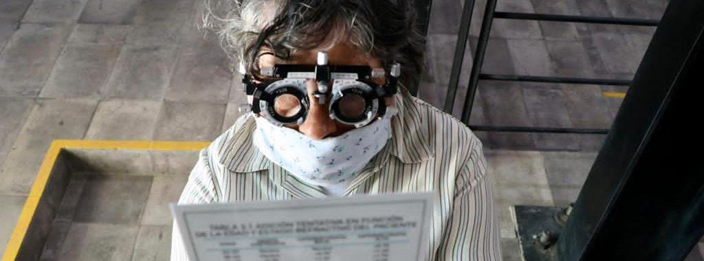 Realidad el derecho a la salud visual en los pueblos de Oaxaca: SEPIA