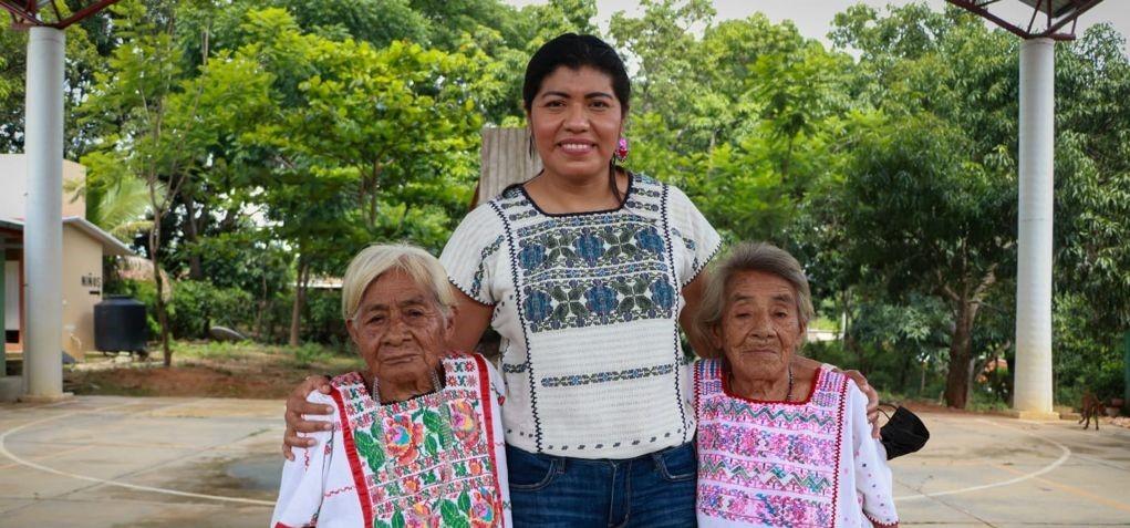Gira de trabajo en el municipio de San Pedro Amuzgos