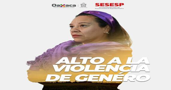 ALTO A LA VIOLENCIA