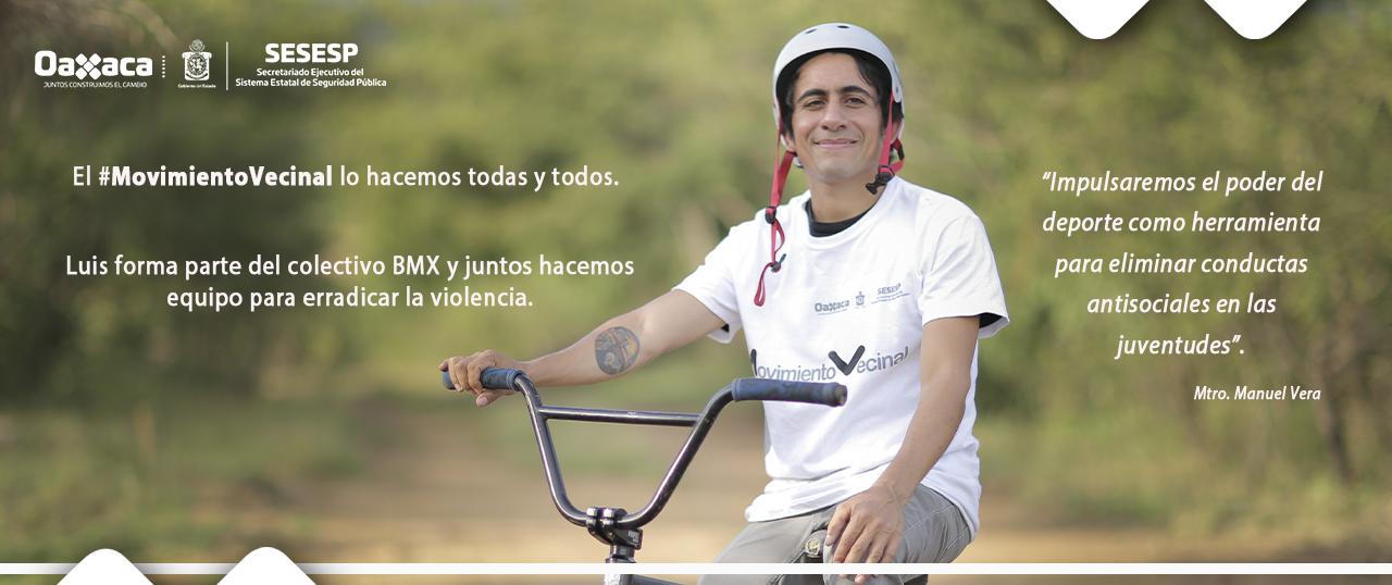 #MOVIMIENTOVECINAL LO HACEMOS TODOS Y TODAS.
